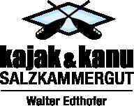 Kajak & Kanu Salzkammergut Logo